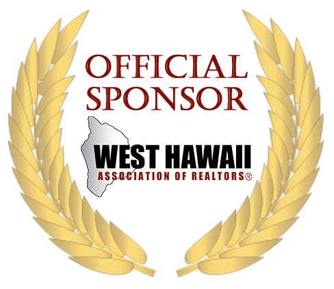 West Hawaii Association of Realtors - Official Sponsor